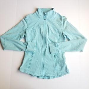 Lululemon Light Baby Blue Define Zip Up Jacket 6